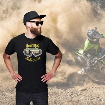 T-Shirt Motocross