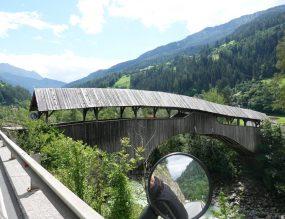Brücke nach Landeck