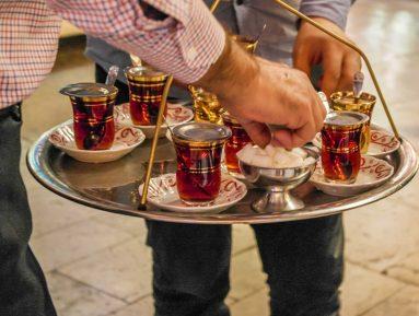 Tee im Iran