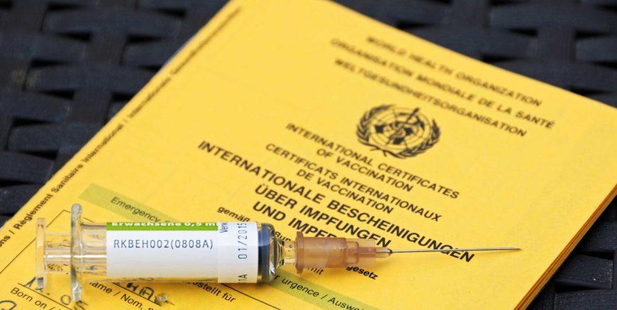 Impfungen für die Reise