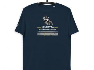 T-Shirt Silvretta Hochalpenstraße